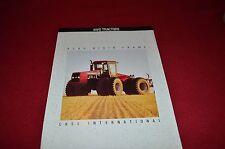 Case International 9260 Rigid Frame Tractor Dealer Brochure LCOH