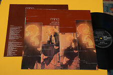 MINA LP AMANTI DI VALORE 1°ST ORIG 1973 COPERTINA LAMINATA+ INSERTO EX !