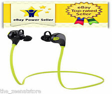 Jogger Bluetooth Headset QY7 Wireless 4.1 Handfree Stereo Headphone Earphone