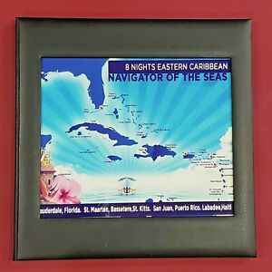 Picture/Photo Frame 8 nights Eastern Caribbean Cruise NAVIGATOR OF THE SEAS 8X10