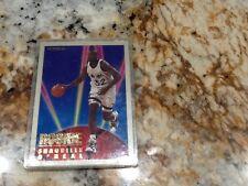1993-94 fleerShaquille oneal  rookie sensation 18 of 24