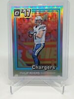 2017 Panini Donruss Optic Prizm #17 Philip Rivers Chargers