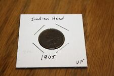 1905 Indian Penny