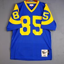100% Authentic Jack Youngblood LA Rams Mitchell Ness NFL Jersey Size 40 M