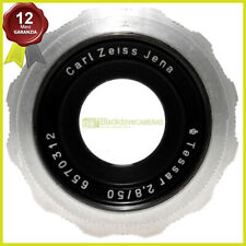 Carl Zeiss Jena Tessar 50mm f2,8 manual focus per fotocamere micro 4/3 MFT