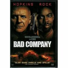BAD COMPANY A. Hopkins + Chris Rock  NEW DVD Box FREE Post  mmoetwil@hotmail.com