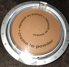 1 Prestige Touch Tone Cream to Powder Makeup Compact Creme COFFEE BEAN New