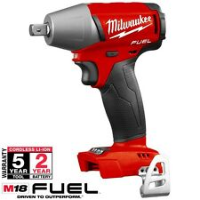 Milwaukee 2755-20 M18 volt 1/2 inch Fuel  Impact Wrench  brand new  M18CIW12-0