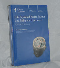 NEW DVD's 24 Lectures The Spiritual Brain The Great Courses Teaching Co