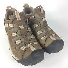 Keen Targhee style Women US 9.5 EU 40 UK 7 CM 26.5 Brown Waterproof Hiking Shoe