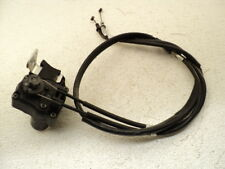 Yamaha FZ1 1000 #7578 Exhaust Brake Servo & Cables