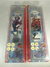 "The Amazing Spider MAN mini  SKATE BOARD 101/2"" NIB RARE/VINTAGE 2003"