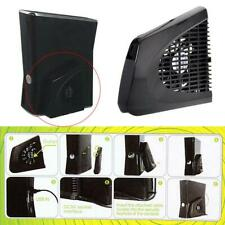 Black USB Side Cooling Fan Specially Designed for Xbox 360 Slim Console Devices