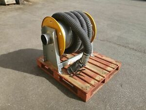 Plymovent Exhaust Extraction Hose Reel with 7.5m Hose