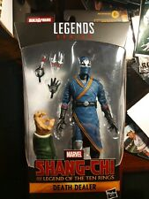 Marvel Legends Death Dealer Shang Chi Movie Wave Mr. Hyde Baf Piece