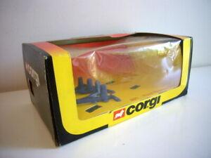 Corgi Toys: Ford Thunderbird 1:36 original empty box, super, 1980s, made in GB