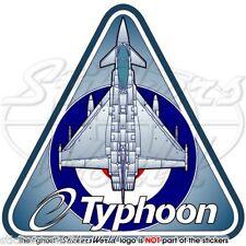 Eurofighter EF2000 TYPHOON RAF Reale Aeronautica Militare Britannica UK Sticker