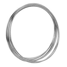 """1  x 7"""" Strong Metal Dreamcatcher/Macrame Craft Hoop/Ring & Free Waxed Cord"""