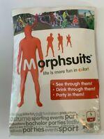 Tuxedo Kids Morphsuit Morph Suit Child Tux Authentic Original Fancy Dress Large