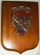 TB370 - PLAQUE DE BRONZE DU 54° REGIMENT D'ARTILLERIE