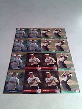 *****Gil Morgan*****  Lot of 16 cards.....3 DIFFERENT / Golf