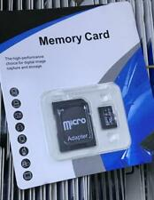 32GB Micro SD SDHC Memory Card for Mobile Phones Tablets Cameras Dashcam 50mbs