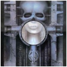Emerson Lake and Palmer - Brain Salad Surgery -  New Vinyl LP