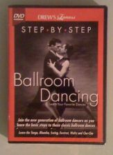 drews famous step by step  BALLROOM DANCING   DVD NEW