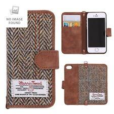 Harris Tweed iPhone SE/5/5S Flip Case Cover MONOJOY Fabrics and Synthetic