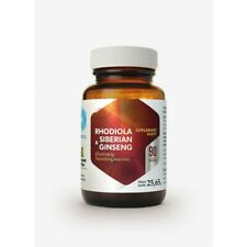 Hepatica Rhodiola & Siberian Ginseng 90 caps - 3 months supply - Original