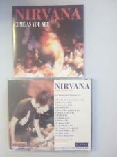 NIRVANA - COME AS YOU ARE -  (1991 DISCOMAGIC) CD