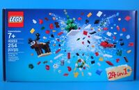 New Lego 40253 Christmas Build Up 24 in 1 Set - Promo Sealed & Retired 2017