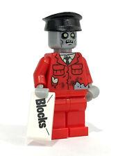 Lego Minifigure Custom CITIZENBRICK army military Citizen Brick BLOCKS Zombie UK