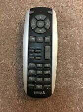 Sirius Sportster Wireless Remote Control Silver Black