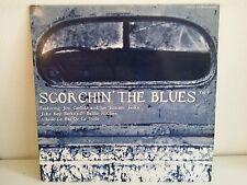 Scorchin the blues Vol 1 Feat JIM CARLISLE JUMPIN JACKS JUKE BOY WIGLP006