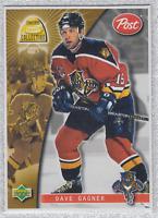 1998-99 Kraft Upper Deck Post Cereal Hockey Dave Gagner #20