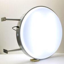 LED 70 cm BIADESIVO Outdoor ROUND la proiezione di luce di segnale D70 Plain