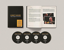 12.25Christy MOORE MAGIC NIGHTS ON THE ROAD 4 CD SET Released 22/11/2019