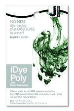 Jacquard iDye Poly Black - fabric dye for synthetic fibers (polyester, nylon)