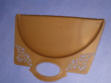 Vintage Copper Table Crumber Silent Butler Crumb Tray Farberware 21B3