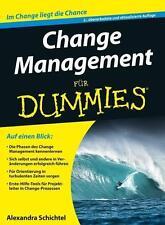Change Management für Dummies von Alexandra Schichtel (2016, Taschenbuch)