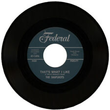 "THE SNAPSHOTS  ""THAT'S WHAT I LIKE""   NORTHERN SOUL / R&B"