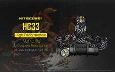 NITECORE HC33 1800 Lumen High Performance Versatile L-Shaped LED Headlamp