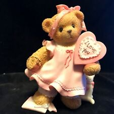 Cherished Teddies We've Pieced Together A Perfect Love #107059 - IOB