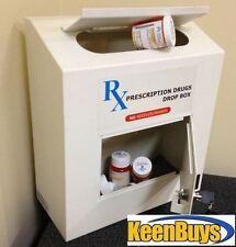 Protex Drop Box Prescription Drugs Hospital Pharmacy Rx-164