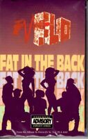 NEW V-Flo Fat In The Back Everything Goes 1993 Cassette Tape Single Rap Hiphop