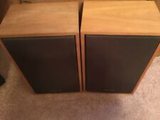 Vintage  Realistic MC-1201  -  Book Shelf Speakers  40-1990  - Very Nice !