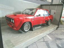 FIAT 131 Abarth Rallye Gr.4 rot red Street Plain body ready to race Solido 1:18
