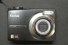 Kodak EasyShare C613 6.2MP 2.4''Screen 3x Zoom Digital Camera BLACK