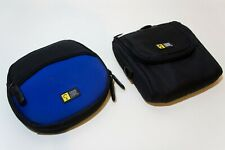 CASE LOGIC®  two piece of high quality discman case